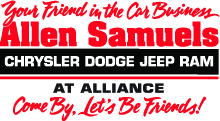 Allen Samuels Chrysler Dodge Jeep Alliance Dealership